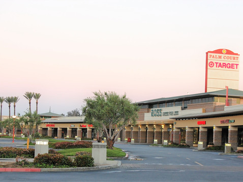 Palm Court Shopping Center