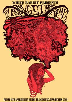 MUGSTAR poster