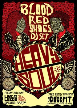 Blood Red Shoes Dj Set
