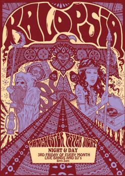 KALOPSIA poster