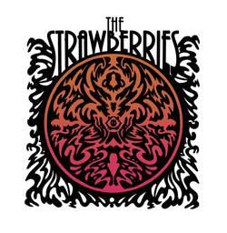 The Strawberries logo