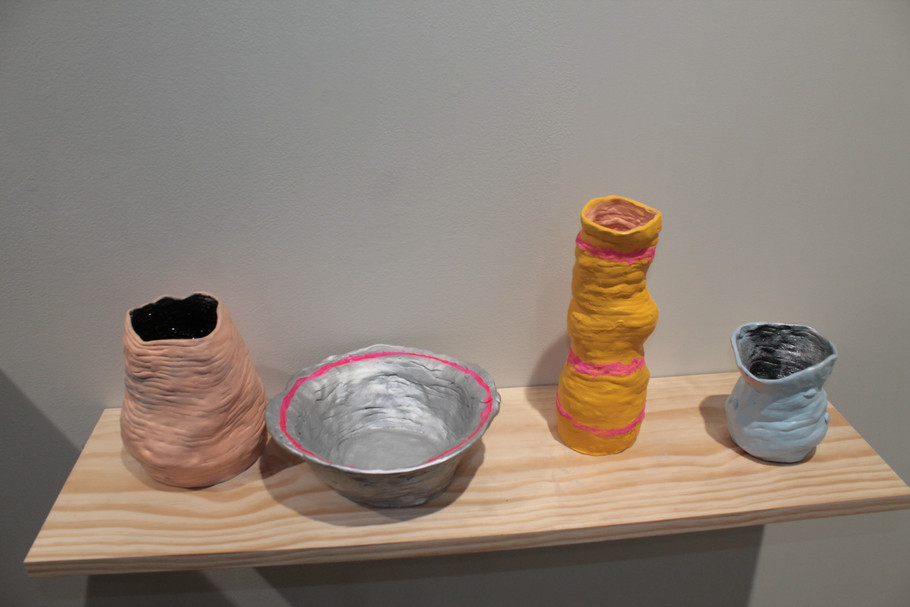 More Lumpy Vases