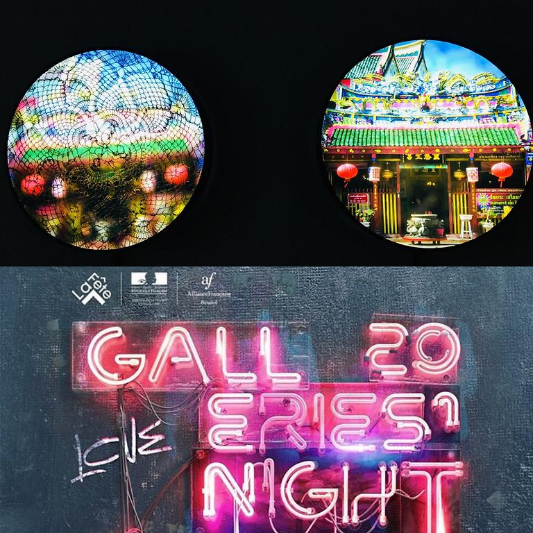 Galleries' Night Bangkok 2020!
