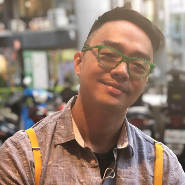 Jason Wee talk on Artist-Run Initiatives in Singapore