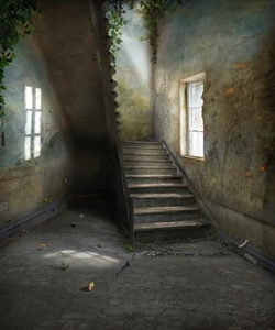 Suzanne Moxhay_Staircase