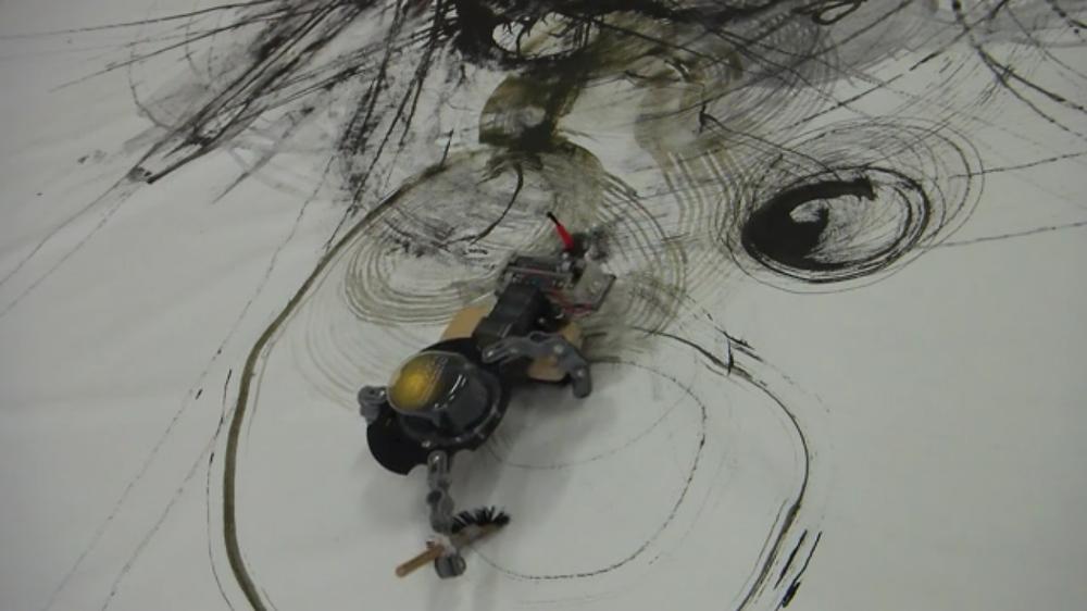 Yeo Shih Yun_Robot Painting