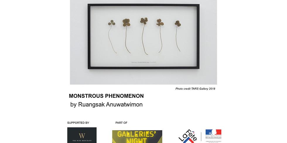 MONSTROUS PHENOMENON by Ruangsak Anuwatwimon