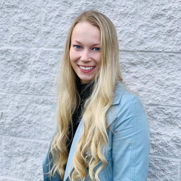 Miranda Foland   Operations Marketing Coordinator