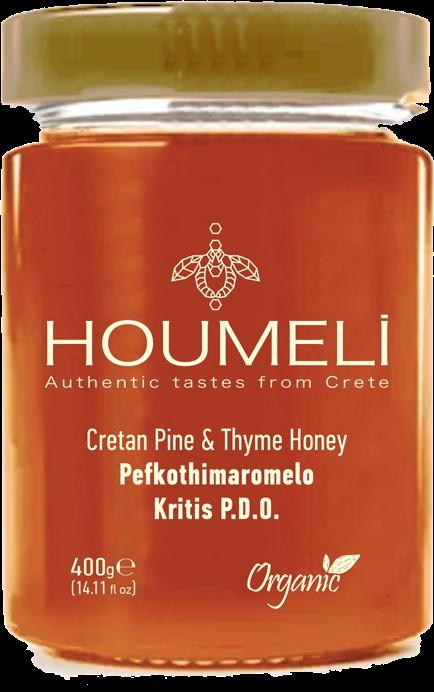 HOUMELI - Cretan Pine & Thyme Honey