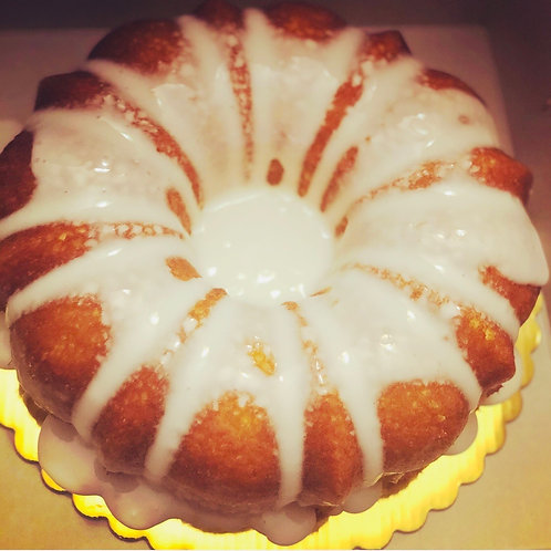 Lemonade Bundt Cake