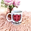 Thumbnail: #JustBeGreat Academy Logo Mug