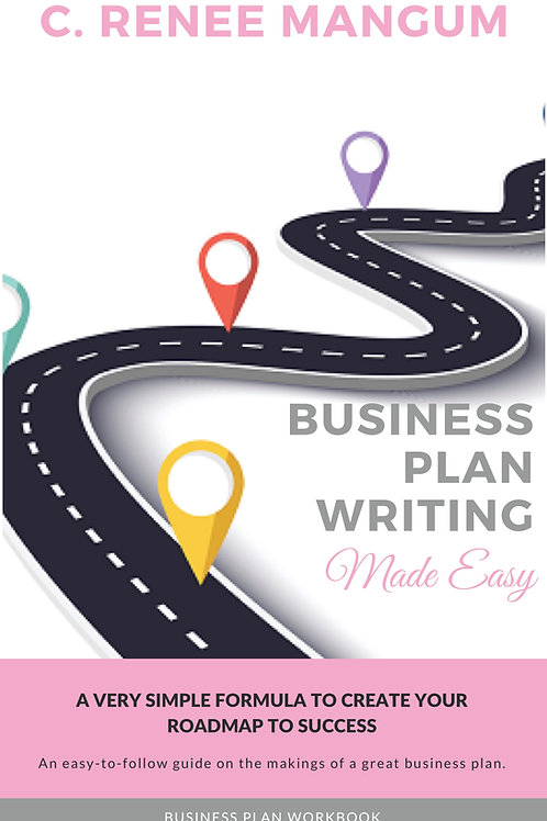 Business Plan Writing Made Easy - Workbook