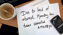 6 ways to help your Team fight the Monday Blues