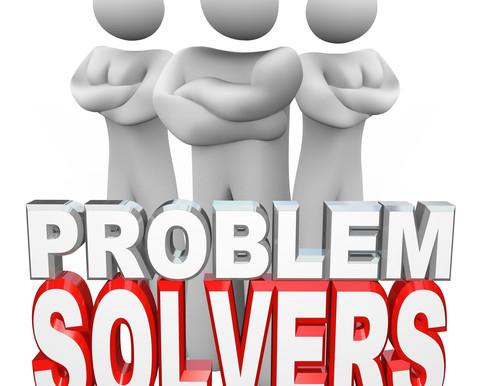 Problem Solvers Make Bank $$$