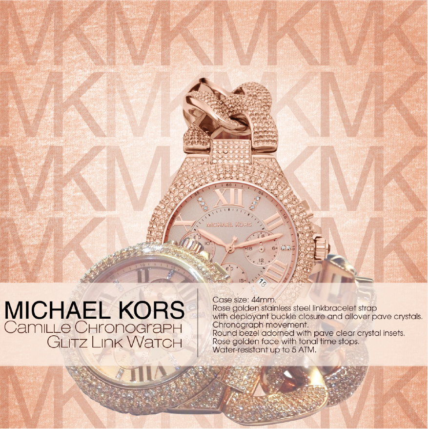 Michael Kors Watch Ad