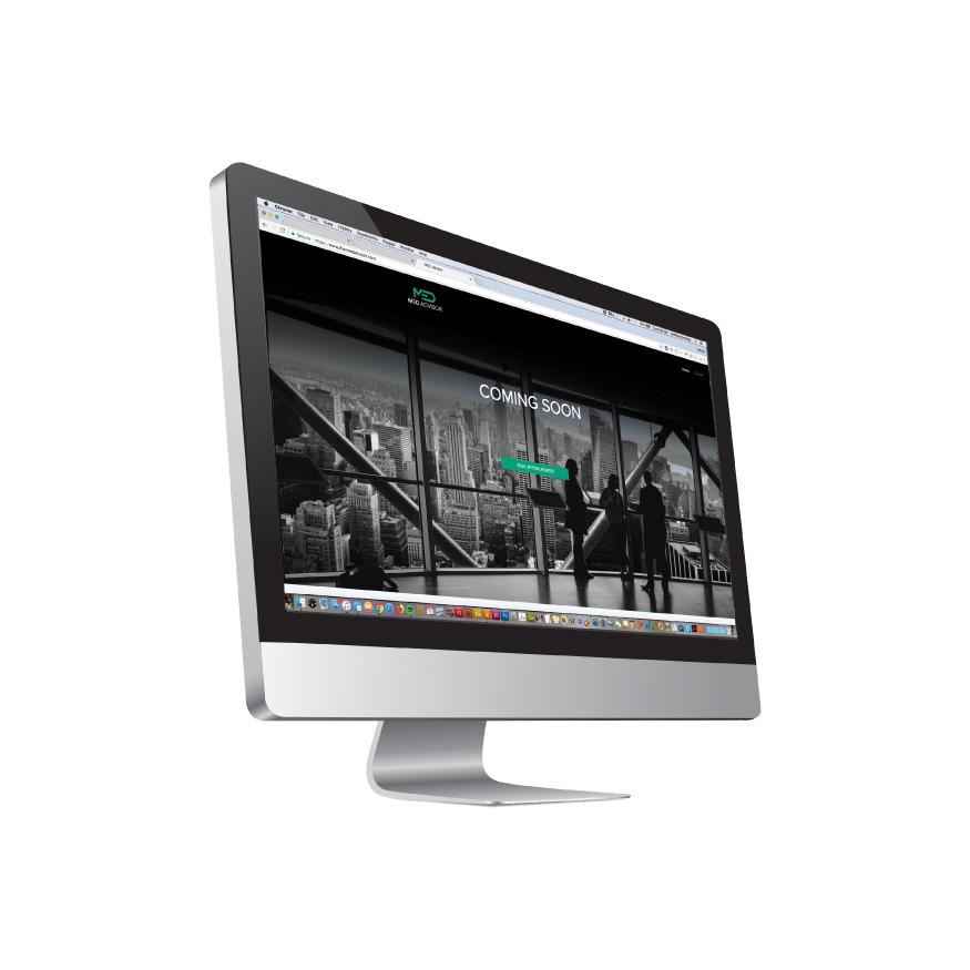 MED Advisor: Landing Page