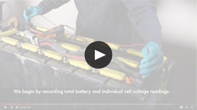 Battery Power Division Video