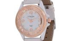 Austrian Crystal Japanese Movement watch in Ion plated Rose Gold
