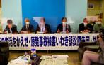 3・26いわき市民訴訟(判決)前の記者会見