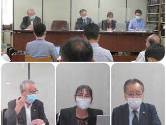 9・28避難者訴訟((1陣、上告審)の記者会見を行いました。