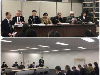 2・25(1陣)判決後の 二度目の東電交渉と記者会見