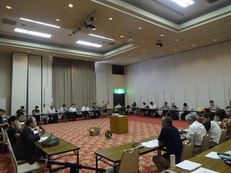 2014年度弁護団・原告団合宿