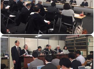 1陣控訴審判決を迎えての「3・19東電交渉&記者会見」