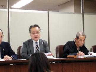 2・27避難者訴訟(1陣)原告、仙台高裁判決前の記者会見