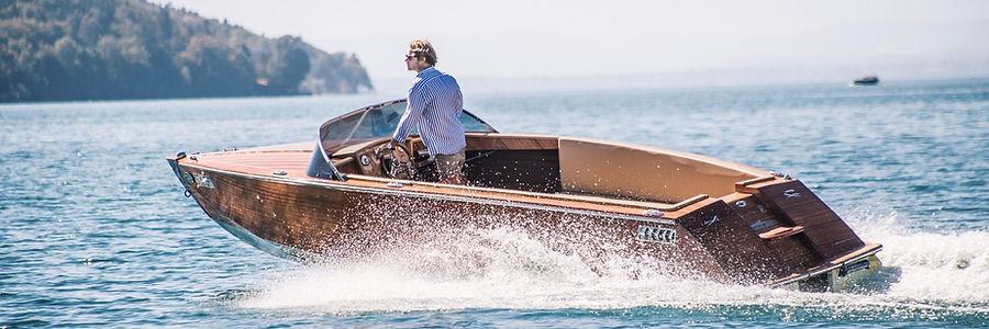 Gastl Boote Starnberger See Leoni