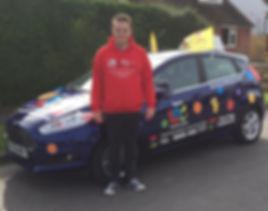 Sean Fagg, Sean's Driving School