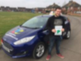 Ben Nosworthy - Sean's Driving School