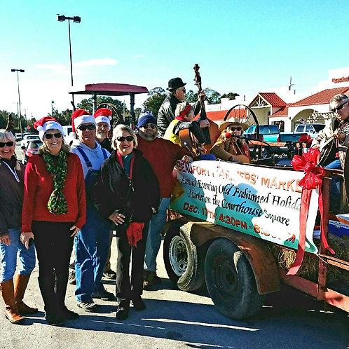 December Holiday Market Food Truck Fees