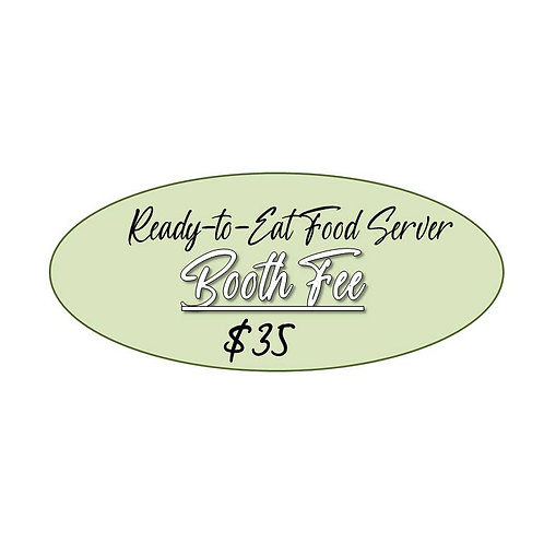 Ready-To-Eat Food Server Fees
