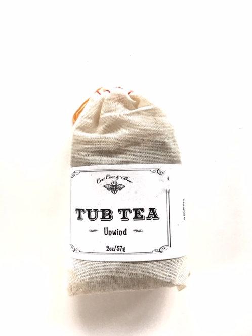 Unwind Tub Tea