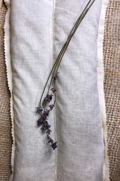ComfortSak XL Lavender Heating Pad - Muslin