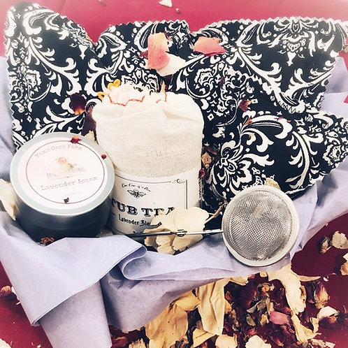 Lavender Lovers Gift Set for Valentine's Day