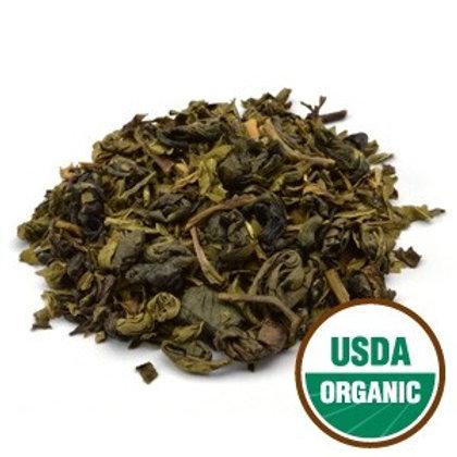 Moroccan Mint Green Tea