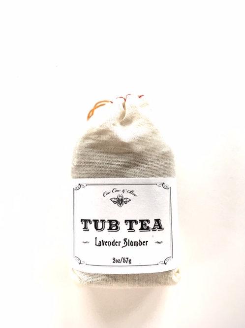 Lavender SlumberTub Tea