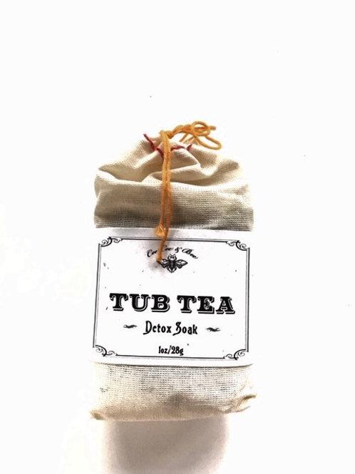 Detox Tub Tea
