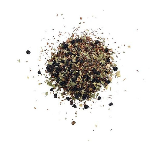 Elderberry-Echinacea Tea