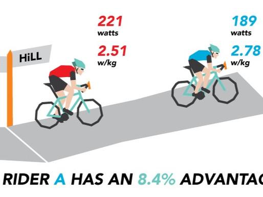 Ako vplýva aerodynamika a váha na náš výkon