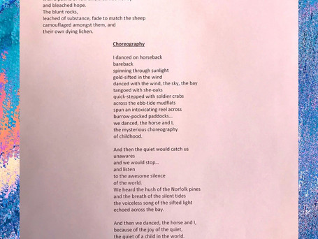 Songs of Summer by Carolyn Kelshaw