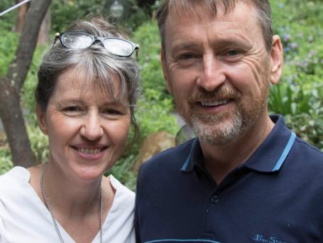Annette and Patrick Michaluk