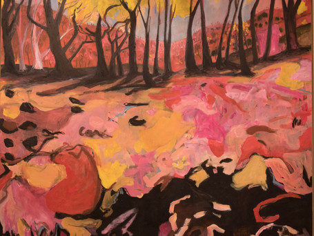 Bushfire 2020, 2020 by Joanna Cole