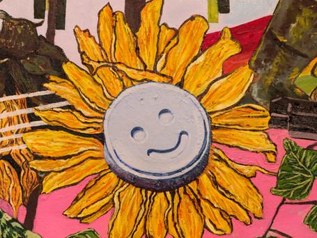 Birth of SunFlion (detail) Leo Shum