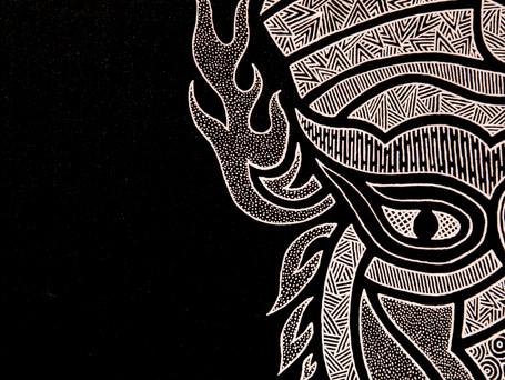 Garuda by Alex Veddovi-MCCaughan