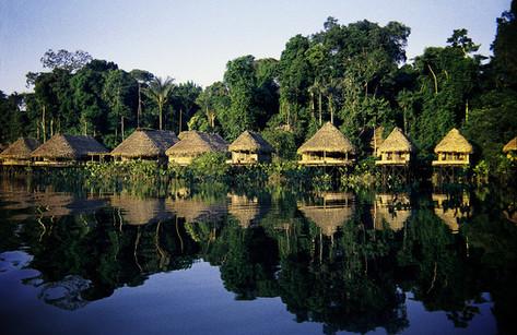 Kapawi Lodge - Amazon Jungle