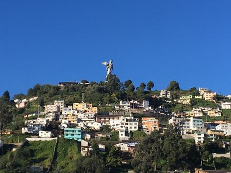 Panecillo Monument - Quito