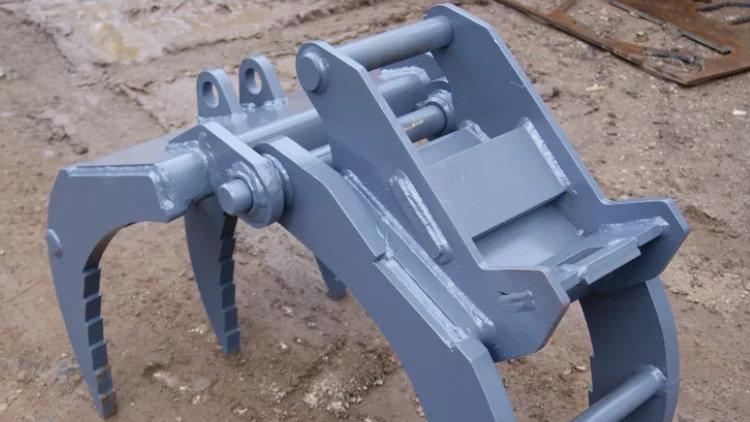 Harford compatible 2-4 ton Mini Digger grapple