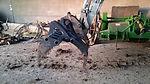 Excavator Clearance rake